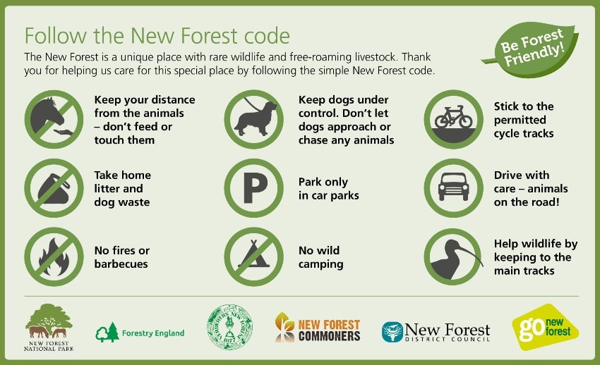 New Forest National Park Code