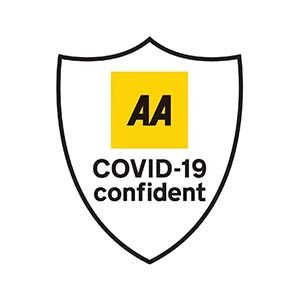 AA COVID Confident Certificate